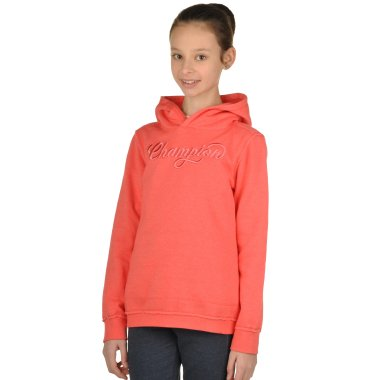 Кофты champion Hooded Sweatshirt - 95378, фото 1 - интернет-магазин MEGASPORT