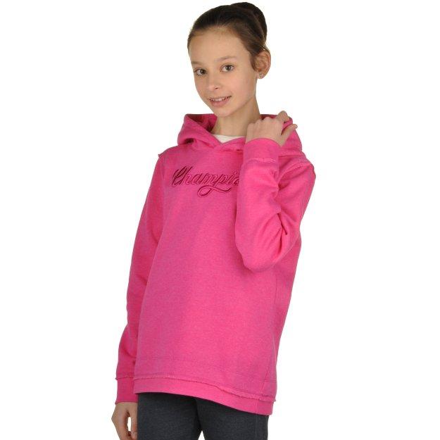 Кофта Champion Hooded Sweatshirt - MEGASPORT