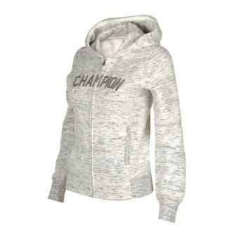 Кофта Champion Hooded Full Zip Suit - фото 1