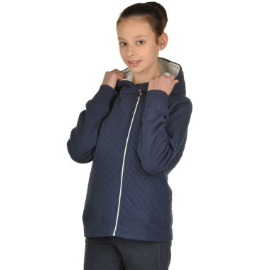 Кофти champion Hooded Full Zip Sweatshirt - 95370, фото 1 - інтернет-магазин MEGASPORT