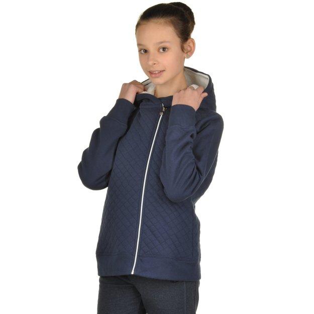 Кофта Champion Hooded Full Zip Sweatshirt - 95370, фото 1 - интернет-магазин MEGASPORT