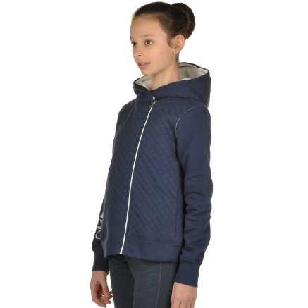 Кофта Champion Hooded Full Zip Sweatshirt - 95370, фото 2 - інтернет-магазин MEGASPORT