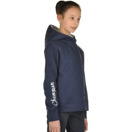Кофта Champion Hooded Full Zip Sweatshirt - 95370, фото 5 - інтернет-магазин MEGASPORT