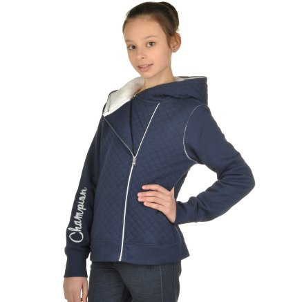 Кофта Champion Hooded Full Zip Sweatshirt - 95370, фото 6 - інтернет-магазин MEGASPORT