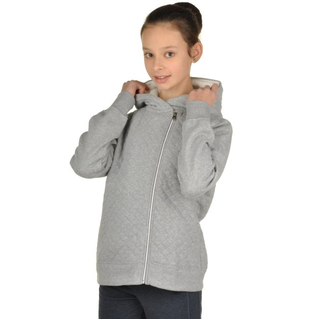 Кофта Champion Hooded Full Zip Sweatshirt - 95369, фото 1 - інтернет-магазин MEGASPORT