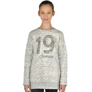 Кофти champion Maxi Sweatshirt - 95371, фото 1 - інтернет-магазин MEGASPORT