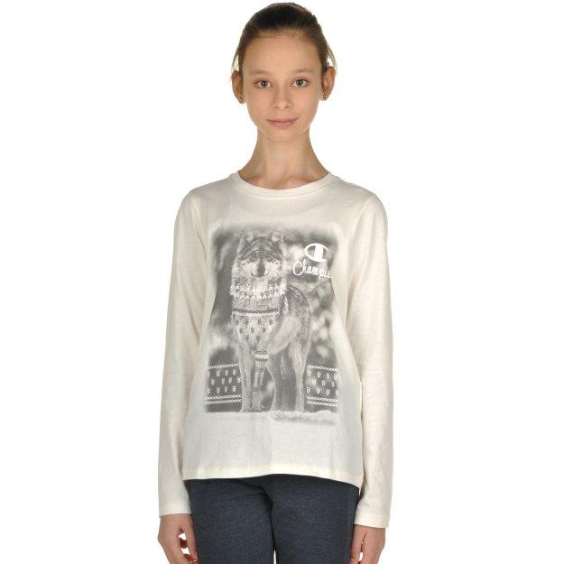 Футболка Champion Long Sleeve T-Shirt - MEGASPORT