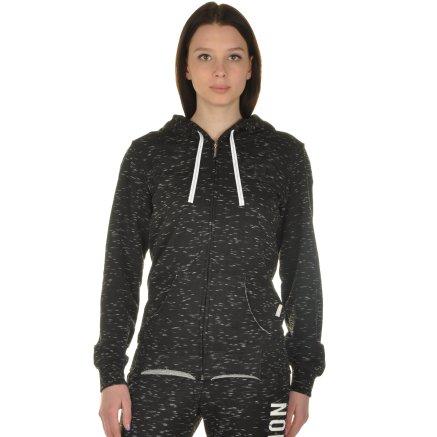 Кофта Champion Hooded Full Zip Sweatshirt - 100836, фото 1 - интернет-магазин MEGASPORT
