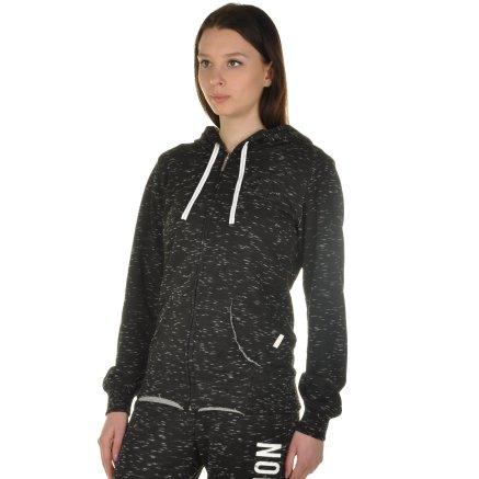 Кофта Champion Hooded Full Zip Sweatshirt - 100836, фото 2 - интернет-магазин MEGASPORT