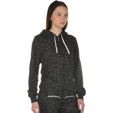 Кофта Champion Hooded Full Zip Sweatshirt - 100836, фото 4 - интернет-магазин MEGASPORT