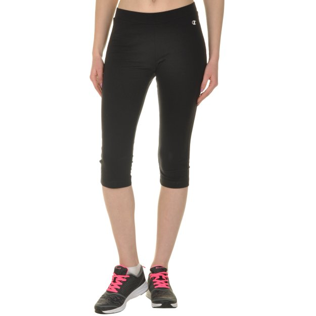 Капри Champion 3/4 Leggings - MEGASPORT