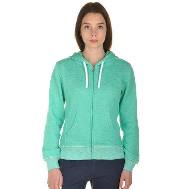Кофты champion Hooded Full Zip Sweatshirt - 100987, фото 1 - интернет-магазин MEGASPORT
