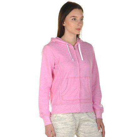 Кофта Champion Hooded Full Zip Sweatshirt - 100988, фото 5 - інтернет-магазин MEGASPORT