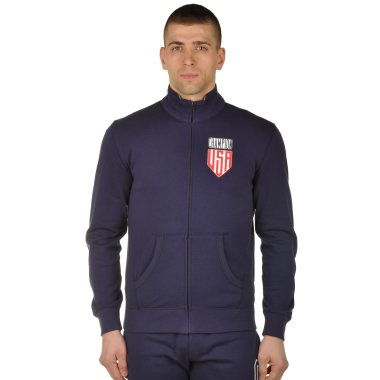 Кофты champion Hooded Full Zip Sweatshirt - 100852, фото 1 - интернет-магазин MEGASPORT