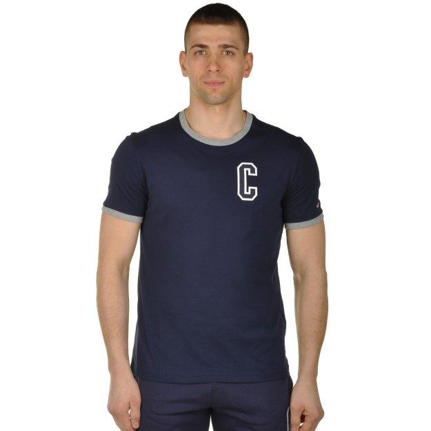 Футболка Champion Ringer T-Shirt - MEGASPORT