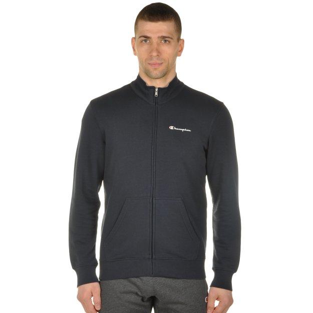 Кофта Champion Full Zip Sweatshirt - MEGASPORT