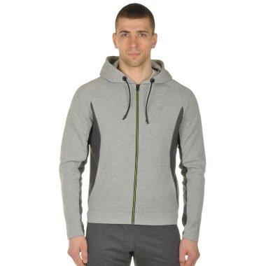 Кофты champion Hooded Full Zip Sweatshirt - 100817, фото 1 - интернет-магазин MEGASPORT