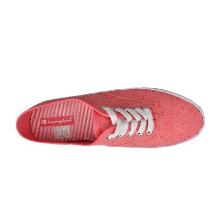 Кеды Champion Low Cut Shoe - 100920, фото 5 - интернет-магазин MEGASPORT