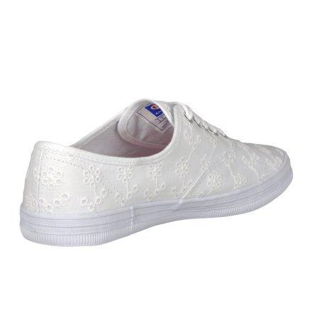 Кеды Champion Low Cut Shoe - 100921, фото 2 - интернет-магазин MEGASPORT