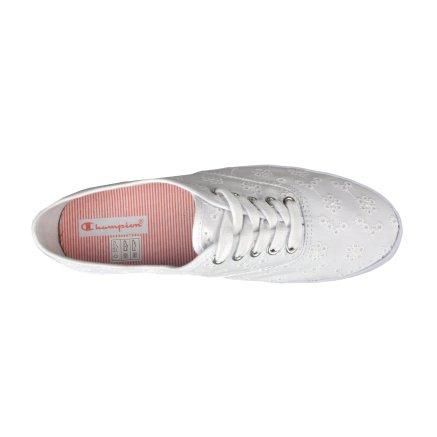 Кеды Champion Low Cut Shoe - 100921, фото 5 - интернет-магазин MEGASPORT