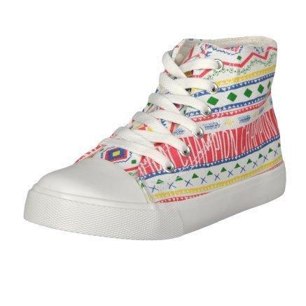 Кеды Champion Mid Cut Shoe - 100951, фото 1 - интернет-магазин MEGASPORT