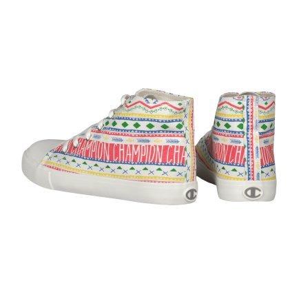 Кеды Champion Mid Cut Shoe - 100951, фото 4 - интернет-магазин MEGASPORT