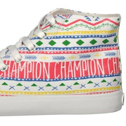 Кеды Champion Mid Cut Shoe - 100951, фото 6 - интернет-магазин MEGASPORT