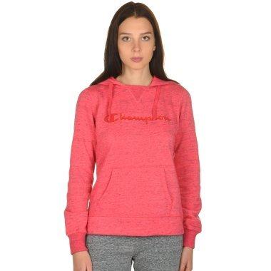 Кофты champion Hooded Sweatshirt - 106745, фото 1 - интернет-магазин MEGASPORT