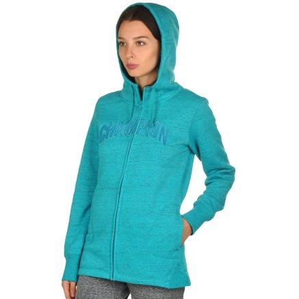Кофта Champion Maxi Hooded Full Zip Sweatshirt - 106748, фото 4 - інтернет-магазин MEGASPORT
