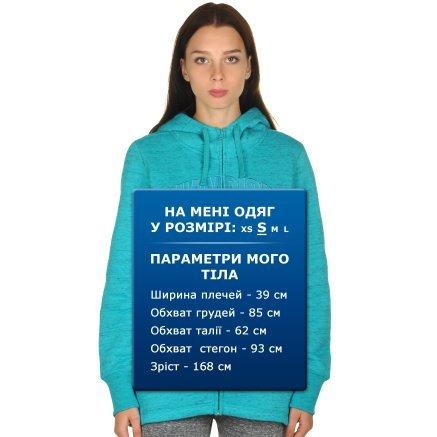 Кофта Champion Maxi Hooded Full Zip Sweatshirt - 106748, фото 7 - інтернет-магазин MEGASPORT