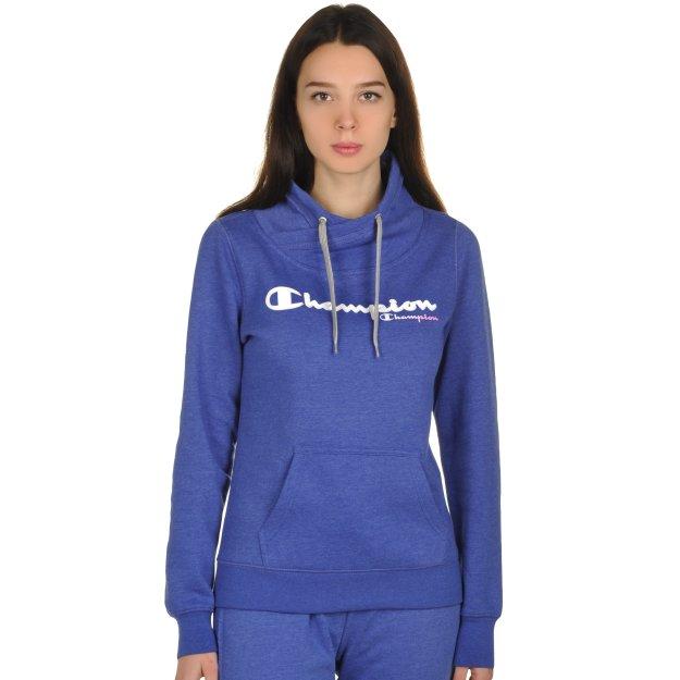 Кофта Champion High Neck Sweatshirt - MEGASPORT