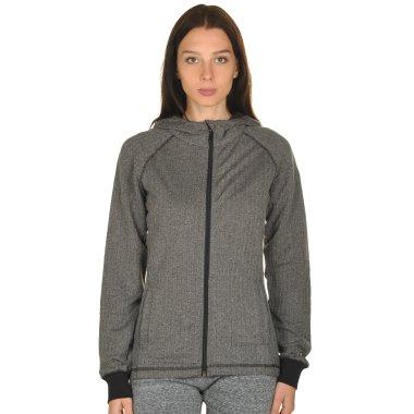 Кофты champion Hooded Full Zip Sweatshirt - 106765, фото 1 - интернет-магазин MEGASPORT