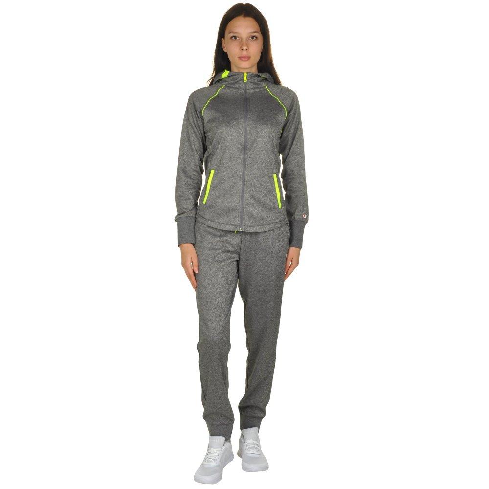 1c5144a4c6207 Спортивний костюм Champion Hooded Full Zip Suit подивитися в ...