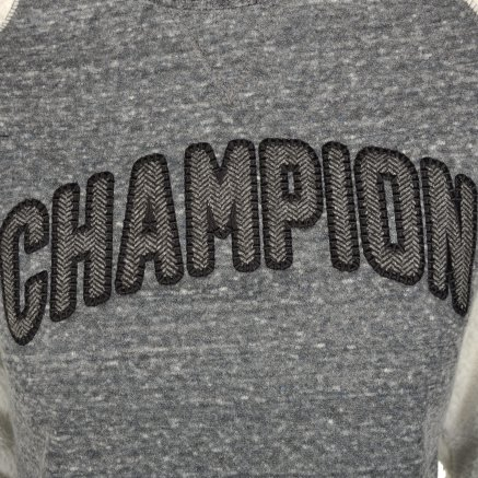 Кофта Champion Crewneck Sweatshirt - 106793, фото 6 - интернет-магазин MEGASPORT