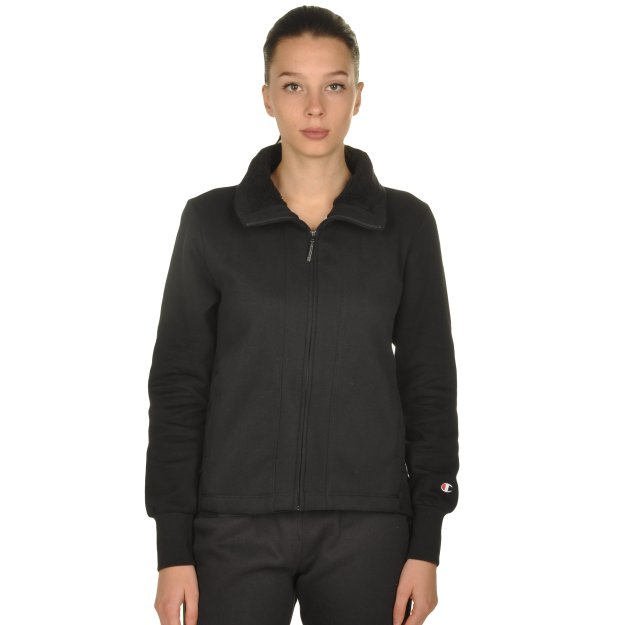 Кофта Champion Full Zip Sweatshirt - 106686, фото 1 - інтернет-магазин MEGASPORT