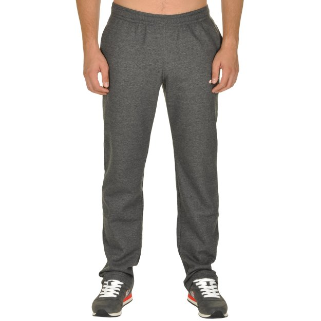 Спортивные штаны Champion Straight Hem Pants - MEGASPORT