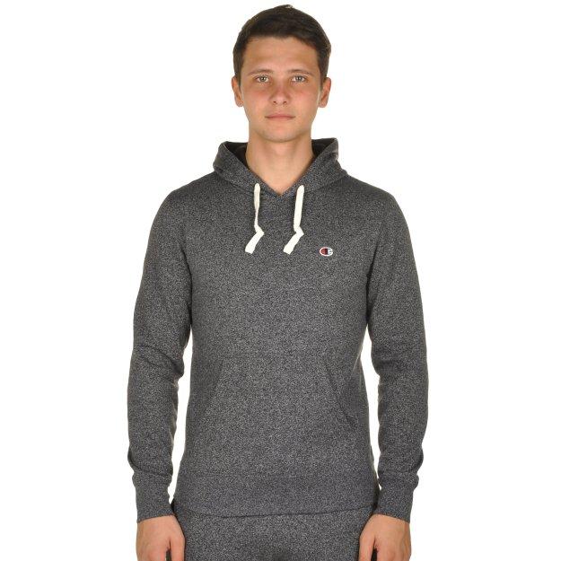 Кофта Champion Hooded Sweatshirt - 106687, фото 1 - інтернет-магазин MEGASPORT