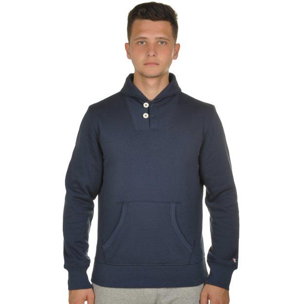 Кофта Champion Shawl collar sweatshirt - MEGASPORT