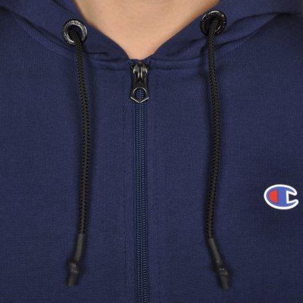 Кофта Champion Hooded Full Zip Sweatshirt - 106820, фото 5 - інтернет-магазин MEGASPORT