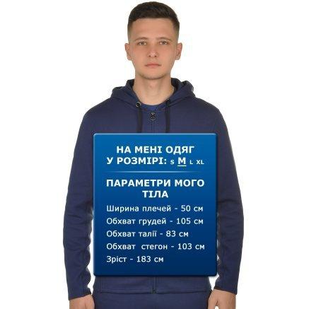 Кофта Champion Hooded Full Zip Sweatshirt - 106820, фото 7 - інтернет-магазин MEGASPORT