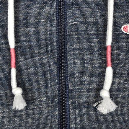 Кофта Champion Full Zip Sweatshirt - 109296, фото 6 - интернет-магазин MEGASPORT