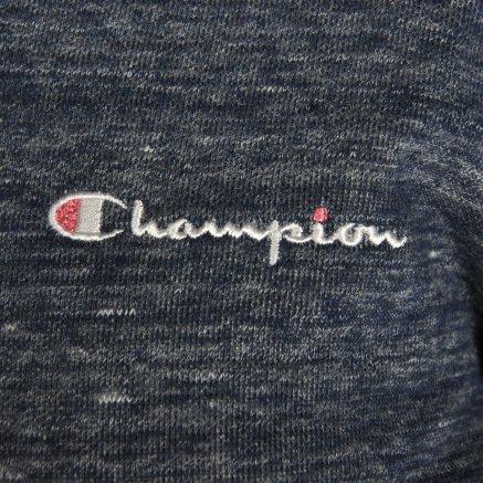 Кофта Champion Full Zip Sweatshirt - 109296, фото 8 - интернет-магазин MEGASPORT