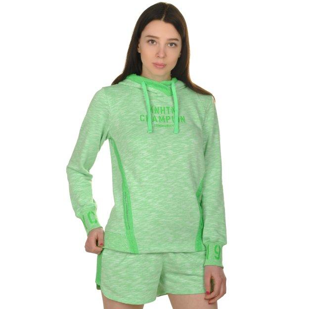 Кофта Champion Hooded Sweatshirt - 109319, фото 1 - інтернет-магазин MEGASPORT