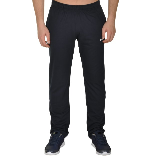 Спортивные штаны Champion Straight Hem Pants - MEGASPORT