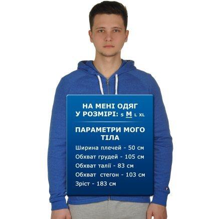 Кофта Champion Hooded Full Zip Sweatshirt - 109374, фото 8 - інтернет-магазин MEGASPORT