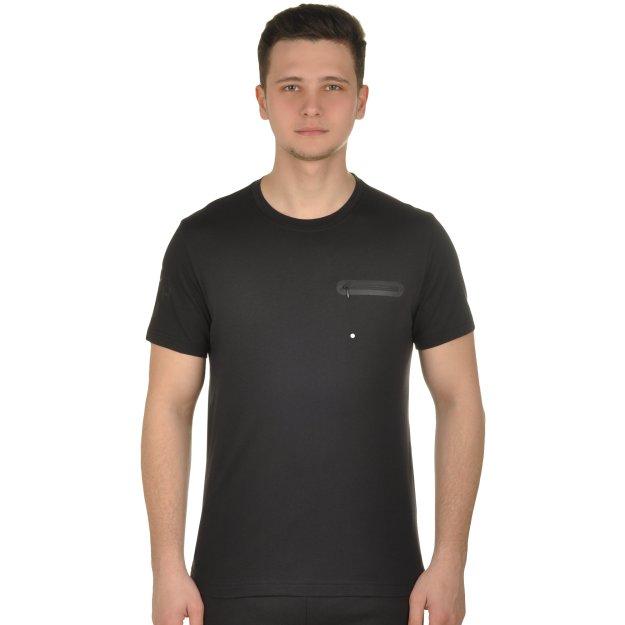Футболка Champion Crewneck T-Shirt - MEGASPORT