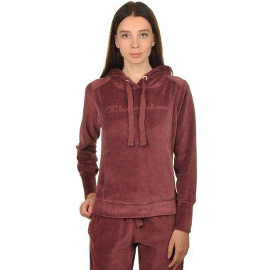 Кофты champion Hooded Sweatshirt - 112227, фото 1 - интернет-магазин MEGASPORT