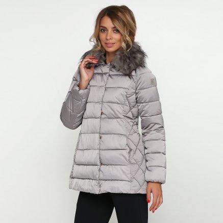 Куртка Champion Hooded Jacket - 112350, фото 1 - интернет-магазин MEGASPORT