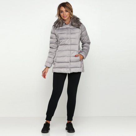Куртка Champion Hooded Jacket - 112350, фото 2 - интернет-магазин MEGASPORT