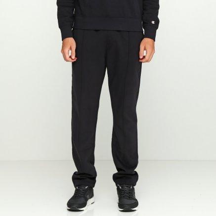 Спортивные штаны Champion Straight Hem Pants - 112288, фото 3 - интернет-магазин MEGASPORT